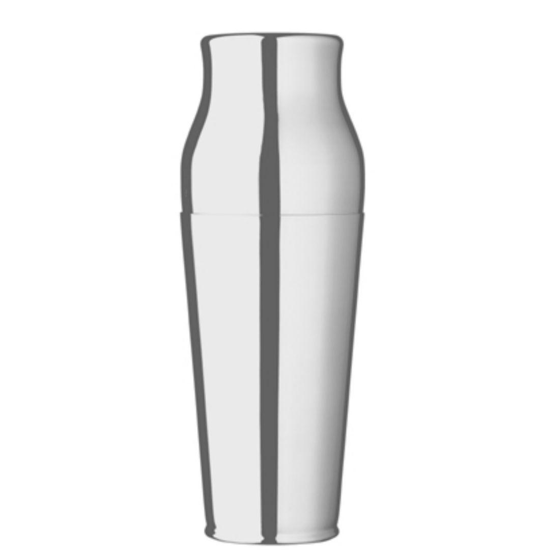 Shaker francouzský Calabrese 0,9 l nerezový