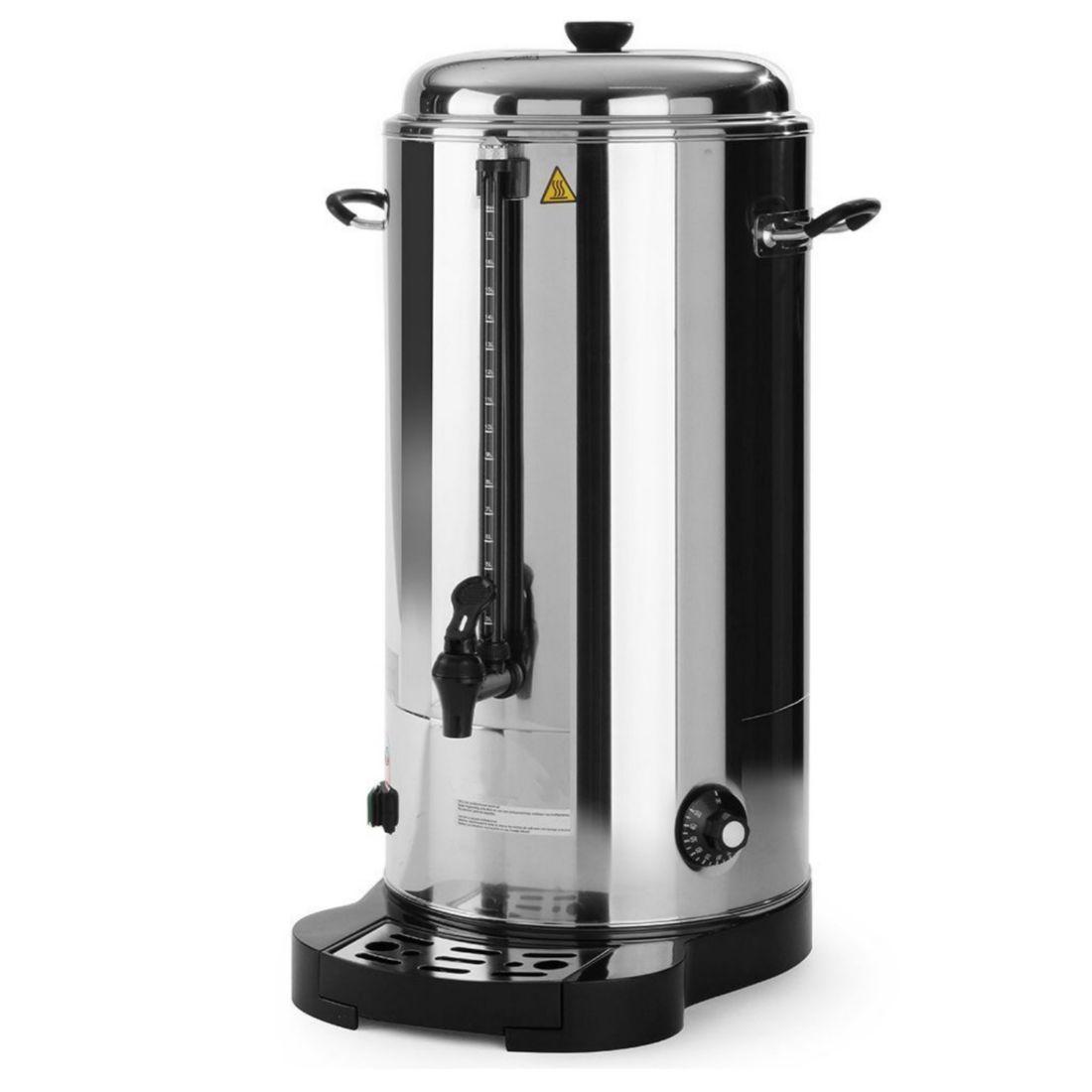 Výrobník horké vody - dvouplášťový, izolovaný, 18 l